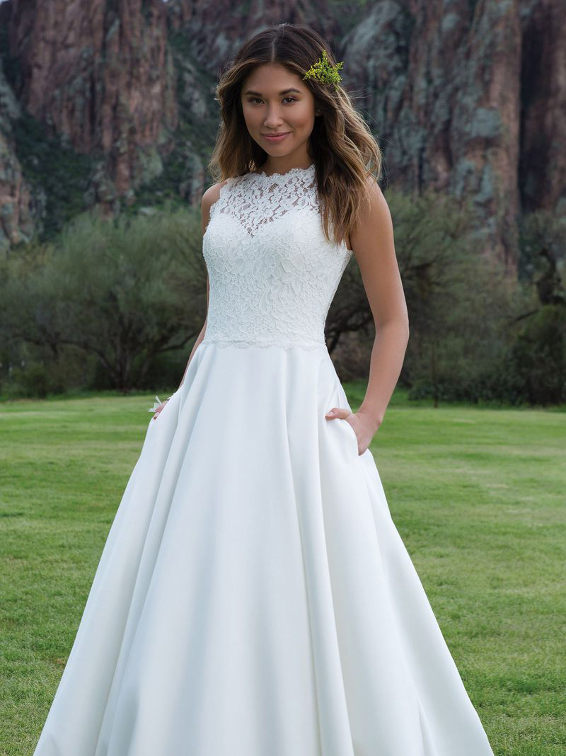 Sweetheart Gowns Wedding Dresses